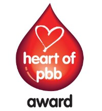 Heart of Pet Blood Bank Logo